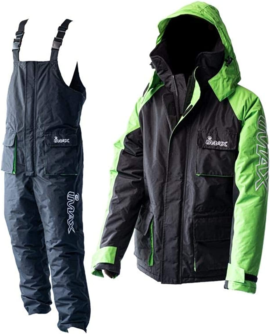 2-piece Thermal Suit Winter Suit Size L Imax Hyper Therm Thermo Suit