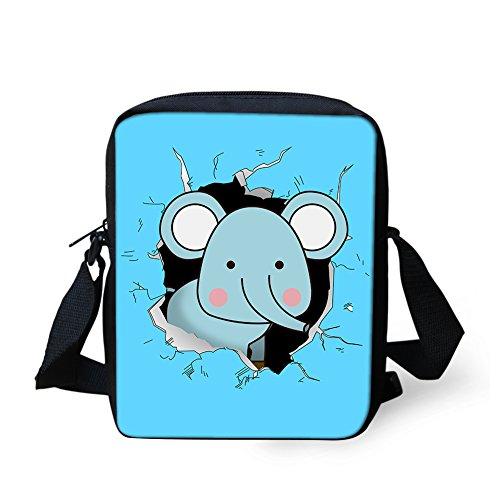Advocator pour Color Vert Color femme 9 Sac bandoulière backpack packable 1 Advocator qfwZ0gx