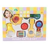 Mee Mee Infant Rattle Set MM-701