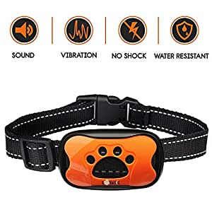 Amazon.com: LOVATIC Anti Bark Collar - Humane, no Shock