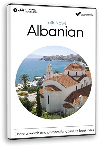 EuroTalk Talk Now Learn Albanian product image