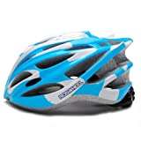 ROSWHEEL 91587 EPS Mtb/Road Bicycle Helmet With 30 vents Color Blue New!!