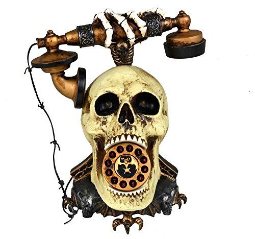 Skull Head Telephone