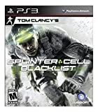NEW - Tom Clancy's Splinter Cell Blacklist - Playstation 3 Must Have!