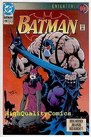 John Byrne /& Jim Aparo NM Batman #435 July 1989