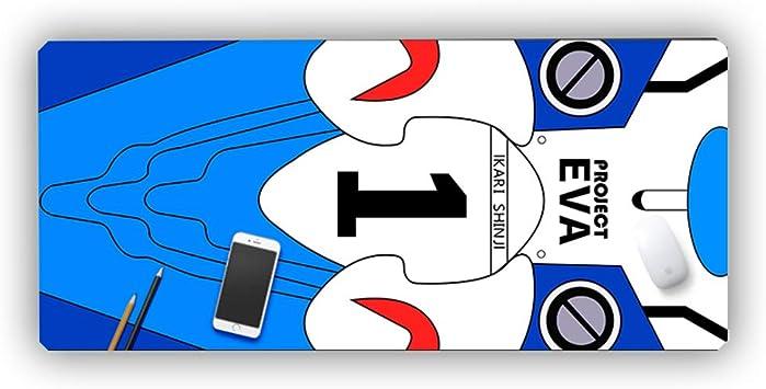 New Anime 3D Mouse Pad Neon Genesis Evangelion EVA Ayanami Rei Wrist Rest