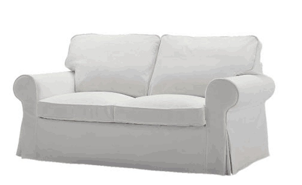 Ikea Ektorp Two Seater Sofa Bed Cover . This Ikea Ektorp Slipcover  Replacement, The Ektorp Sofa Bed Cover Is For Ektorp Two Seat Sofa Bed  Cover Only.