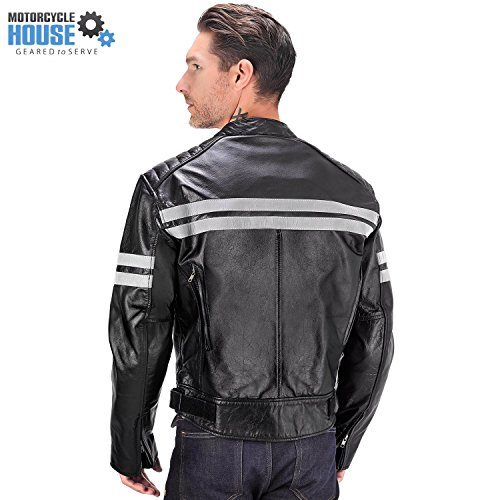 Viking Cycle Saxon Motorcycle Trousers for Men (L) Apparel ...