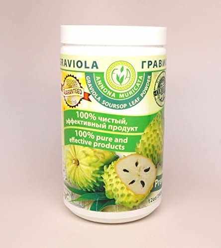 Graviola Soursop Leaf Powder 12oz 340g