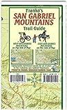 San Gabriel Mountains California Trail Guide Franko Maps Waterproof Map