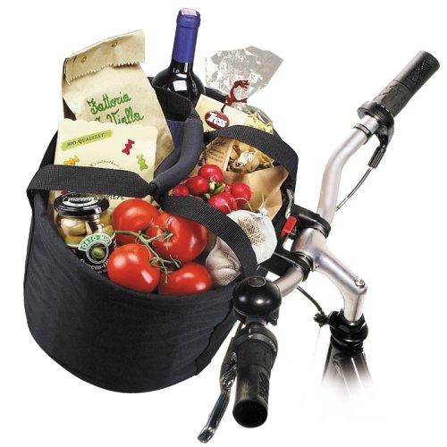 KLICKfix Farradtasche Shopper Comfort Schwarz, 0300CS