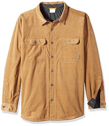 Corduroy Big Shirt - 4
