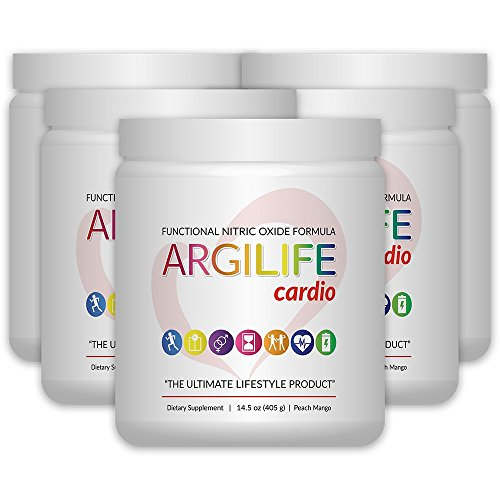 ArgiLife The Ultimate Cardio Product 5 pack by ArgiLife