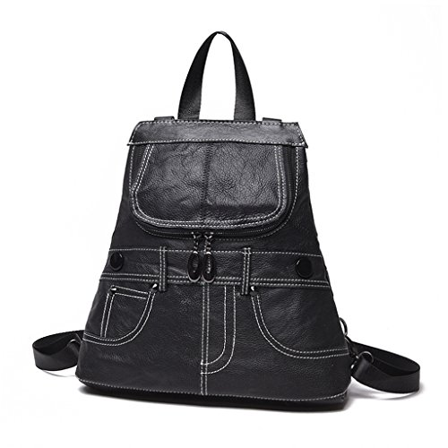 2016 New European And American Wild Stitching Leather Handbags Luxury Fashion Casual Shoulder Bag Hand Diagonal