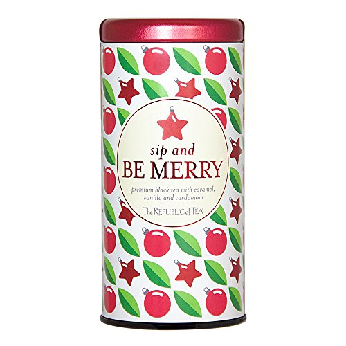 The Republic Of Tea Sip And Be Merry Holiday Gift Tea