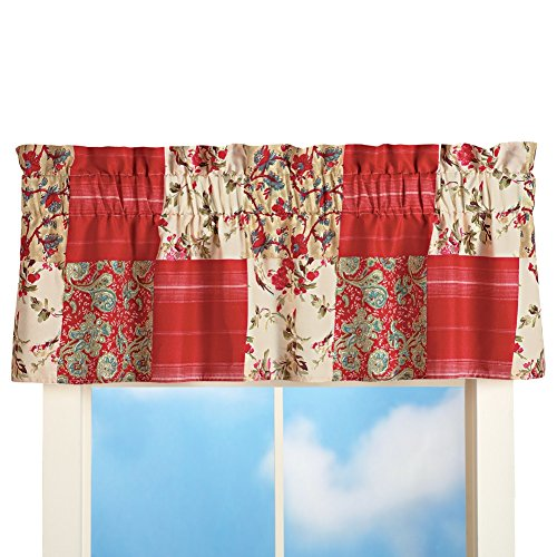 Maywood Accent - Maywood Floral Patchwork Valance