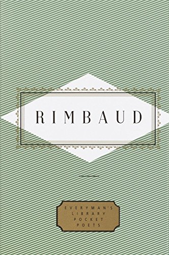 Rimbaud: Poems (Everyman's Library Pocket Poets Series)