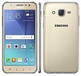 Samsung Galaxy J5 SM-J500H/DS GSM Factory Unlocked Smartphone, International Version (Gold)