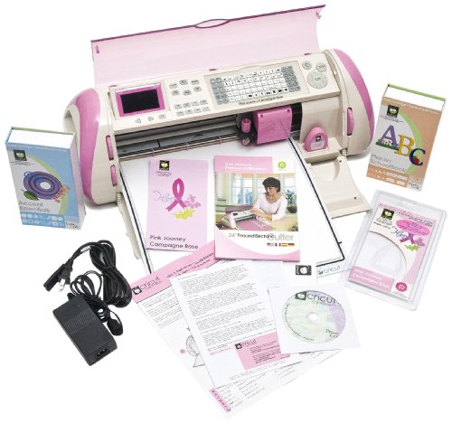 Pink Cricut Expression Electronic Cutting Machine ()