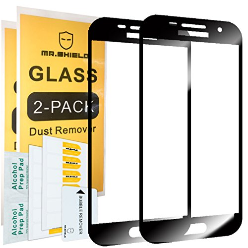 Tempered Glass Screen Protector for Samsung Galaxy A3 - 4