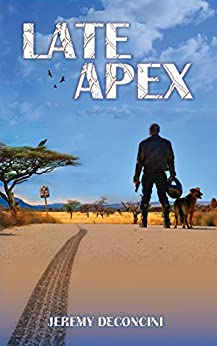 Late Apex by [DeConcini, Jeremy]