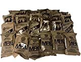2017 Inspection US Military MRE A and B Case