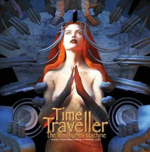 Time Traveller (2013 single CD re-edition)