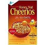 Honey Nut Cheerios Gluten Free Cereal...