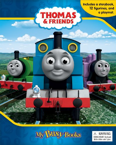 Thomas Amp Friends My Busy Books Import It All
