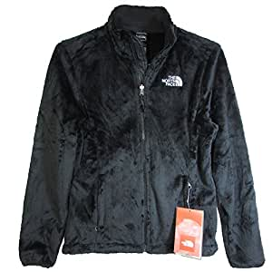 The North Face Women's Osito Fleece Jacket (X-Small, TNF Black)