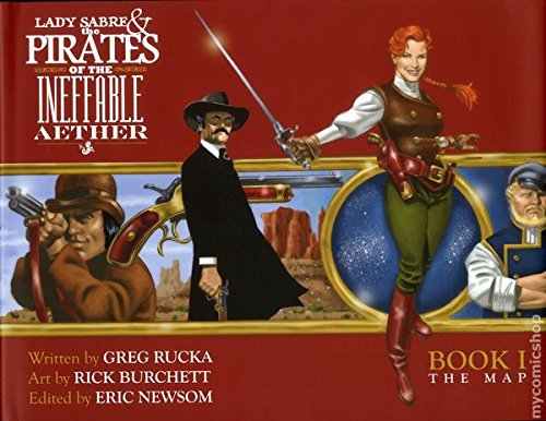 Lady Sabre & the Pirates of the Ineffable Aether, Book 1, the Map]()