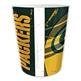 """The Northwest Company Green Bay Packers NFL 10"""" Bath Waste Basket (Scatter Series)"""