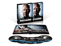 Die Hard: 25th Anniversary Collection (Die Hard / Die Hard 2: Die Harder / Die Hard with a Vengeance / Live Free or Die Hard / Decoding Die Hard) [Blu-ray] by 20th Century Fox