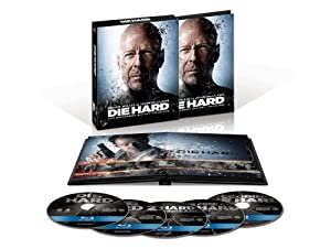 Die Hard: 25th Anniversary Collection (Die Hard / Die Hard 2: Die Harder / Die Hard with a Vengeance / Live Free or Die Hard / Decoding Die Hard) [Blu-ray] by 20th Century Fox