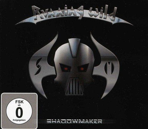Running Wild: Shadowmaker Ltd. (Audio CD)