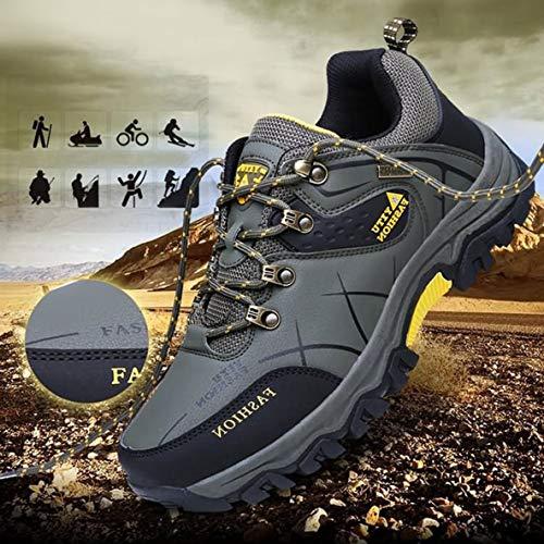 En Plein Sport De Chaussures Hommes Moliies Escalade Lacets Camping À Respirantes Yt585170 Randonnée Montagne Air Antidérapantes nAYTTUqw