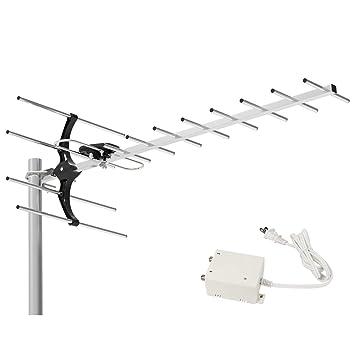Best Attic Antenna 2020.Amazon Com 1byone Tv Antenna Industrial Scientific