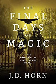 Book Cover: The Final Days of Magic