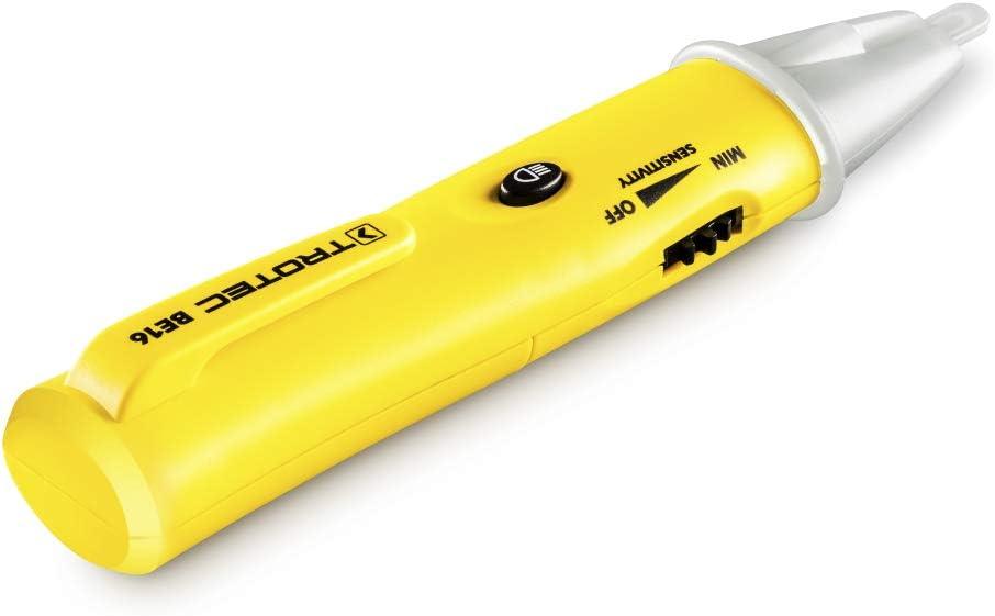 TROTEC Spannungsdetektor BE16 Messbereich 5-1.000V//50-400Hz LED