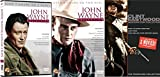 Clint Eastwood John Wayne Collection Western High Plains Drifter / Joe Kidd / Two Mules For Sister Sara DVD Set