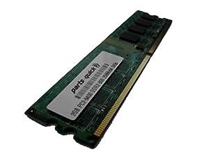2GB Memory for HP Business Desktop dc7900 SFF/CMT/MT DDR2 PC2-6400 800MHz DIMM Non-ECC RAM Upgrade (PARTS-QUICK Brand)
