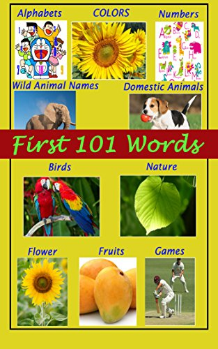 First 101 Words: Let's Get Laughing and Learning: Beginner Readers: Kids Early Reading Edition with 1st Grade Site Words & Pictures. Toddlers Animal Adventure Bedtime Read Along -Free Resources by [Kalita, Emi]