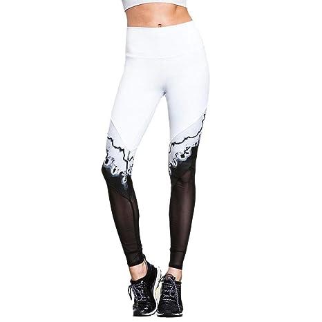Bescita Sport Studio de Fitness Yoga Entraînement 3D Print Fitness Lounge  Pantalon de Sport Pantalon pour 8635e9d157cd