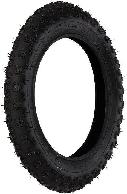 Scooter Tire 12-1//2 x 2-1//4 Kenda MX3 12.5 x 2.25 White Kid/'s BMX Bike