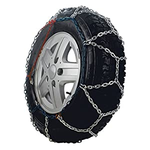 """Bottari 68004 """"Master"""" Chaines à neige 16 mm, Taille 230, Convient pour 4X4, SUV, Camping-Cars, Utilitaires, Fourgons"""