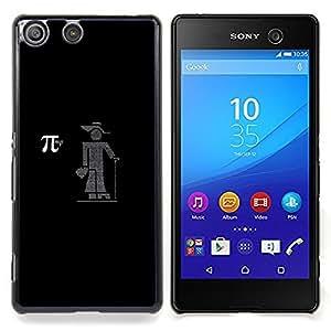 SKCASE Center / Funda Carcasa protectora - PI;;;;;;;; - Sony Xperia M5