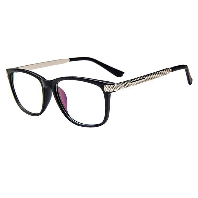 Forepin® Montura para Gafas de Vista Hombre y Mujer Unisexo Lente ...