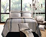 Greenland Home Soho Quilt Set, King
