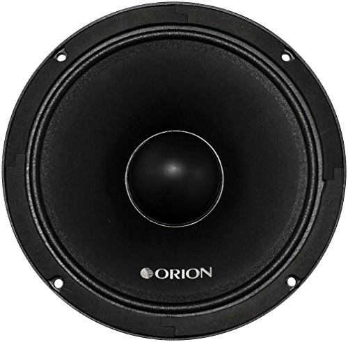 Orion HCCA 4 Ohm 10' Super Midrange Ultra High Efficiency Speaker 2800W Max Single