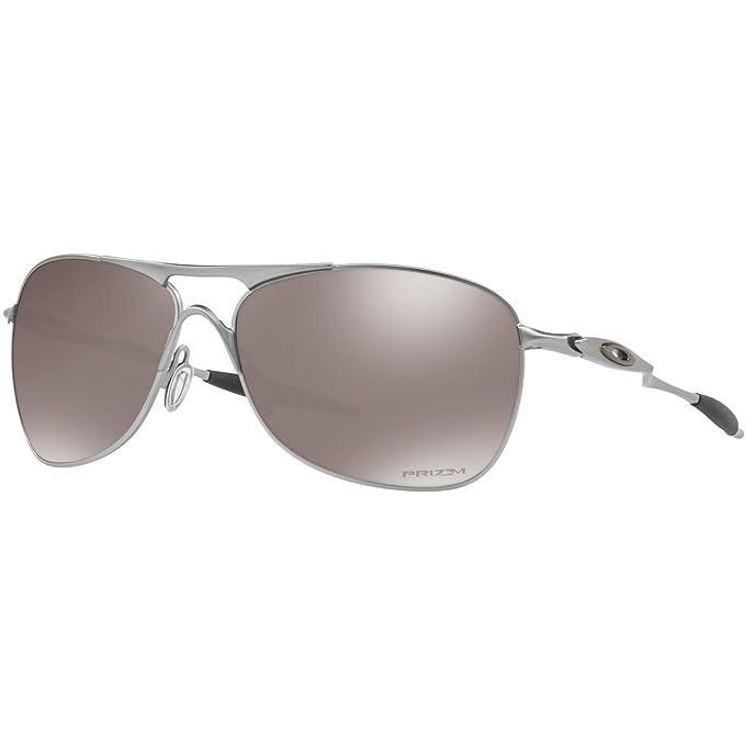 fb8b495586 Oakley Crosshair 4060 Gafas, LEAD/PRIZMBLACKPOLARIZED, 61 Hombres:  Amazon.es: Ropa y accesorios